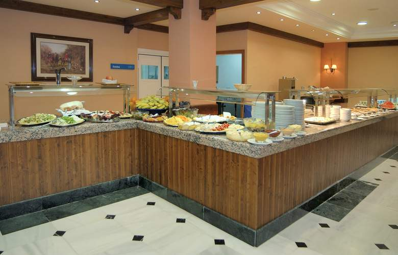 Ilunion Mijas - Restaurant - 18