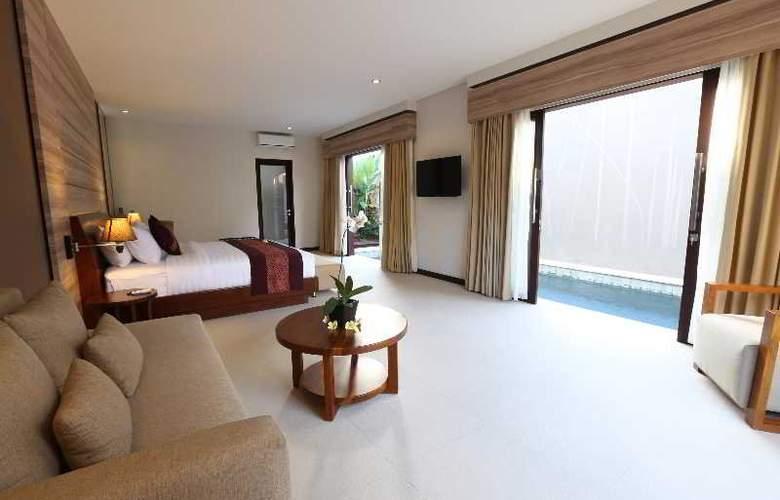Uppala Villa & Spa Umalas - Room - 10
