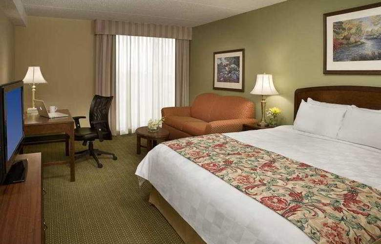 Courtyard by Marriott Toronto Airport - Room - 1