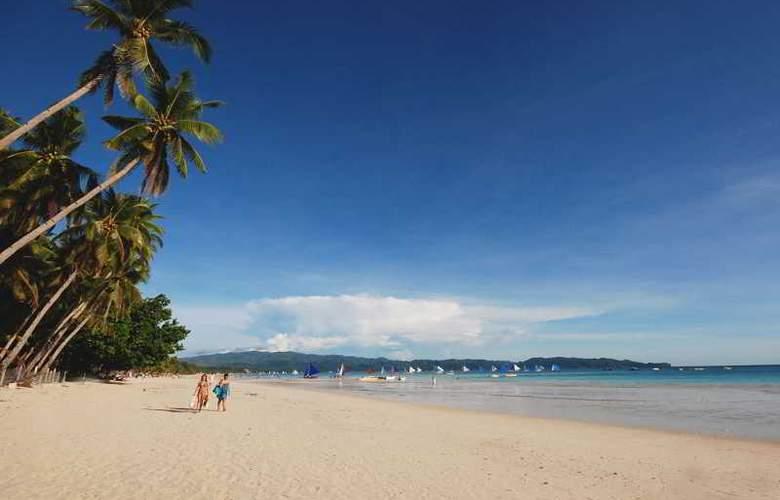 Patio Pacific Boracay - Beach - 17