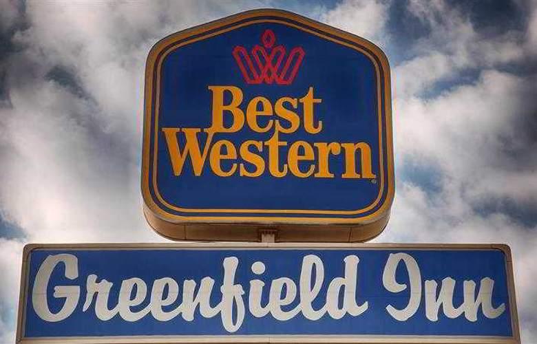 Best Western Greenfield Inn - Hotel - 21