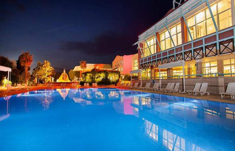 Polat Thermal Hotel - Pool - 3