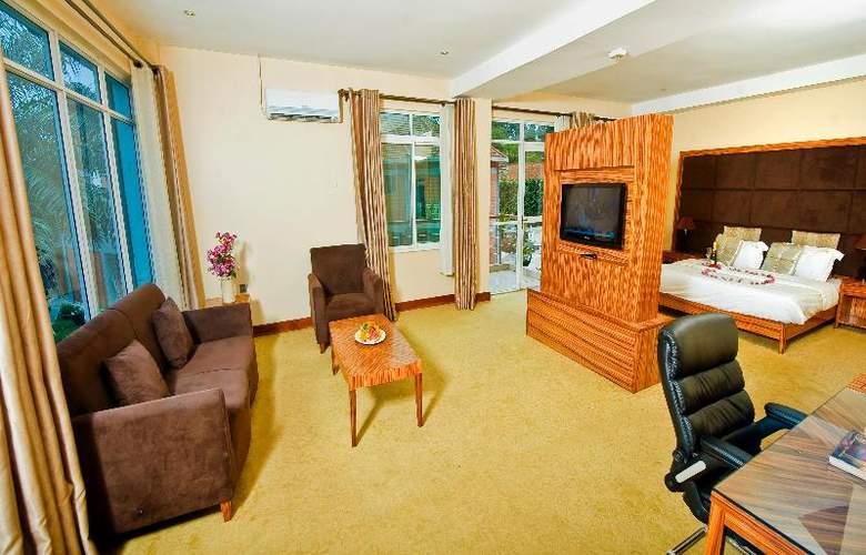 Urban by City Blue Kigali - Room - 2