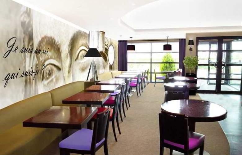 Qualys Hotel Reims Tinqueux - Bar - 1