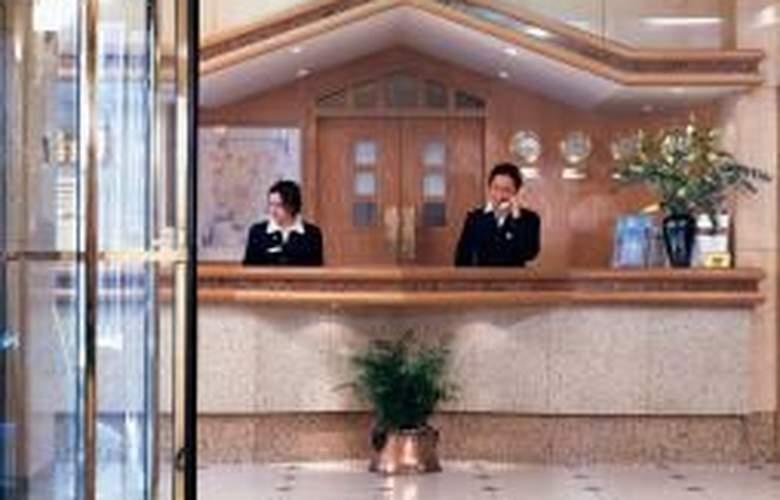 Holiday Inn Oxford Circus - General - 1