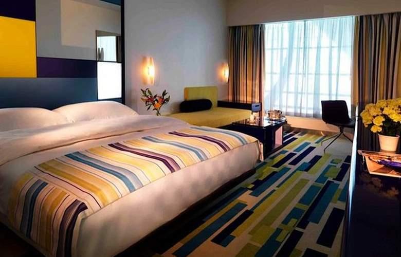 Dubai International Airpot - Terminal hotel - Room - 10