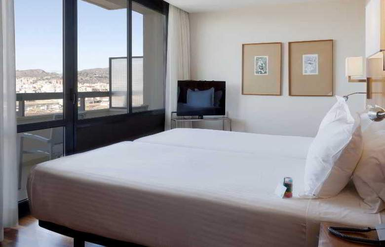 Ac Malaga Palacio - Room - 15