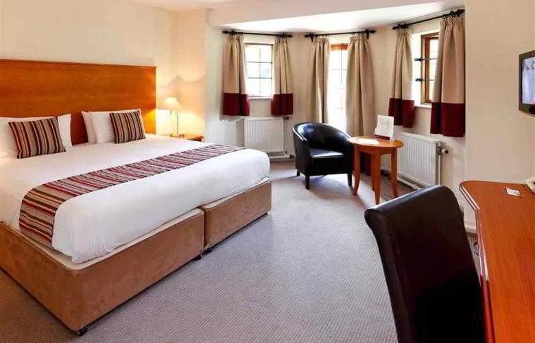 Mercure Telford Madeley Court Hotel - Hotel - 34