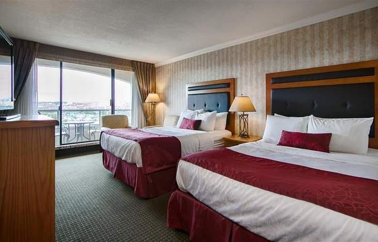 Best Western Plus Inner Harbour - Room - 22
