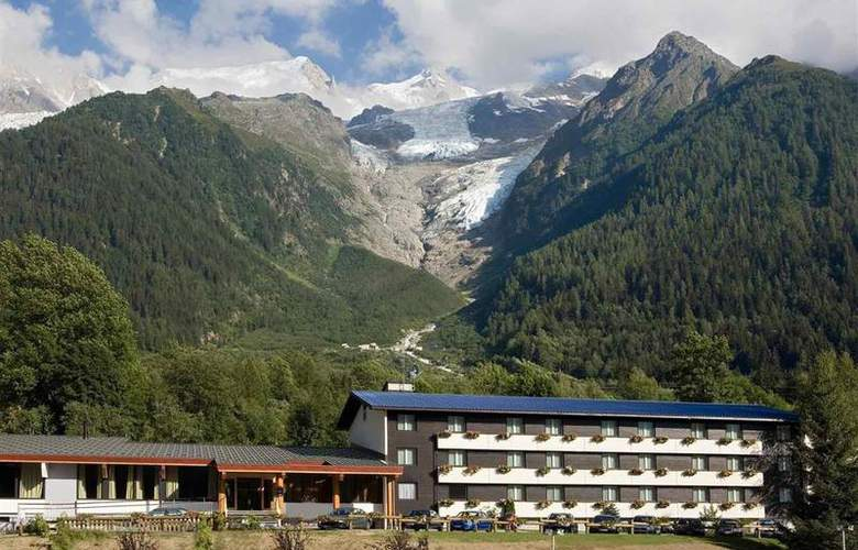 Mercure Chamonix les Bossons - Hotel - 41