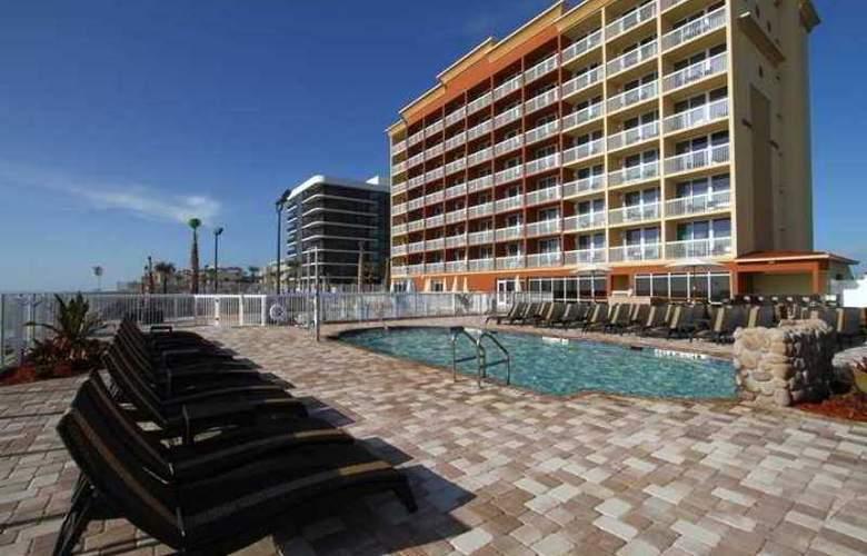 Hampton Inn Daytona Beach/Beachfront, FL - Hotel - 3