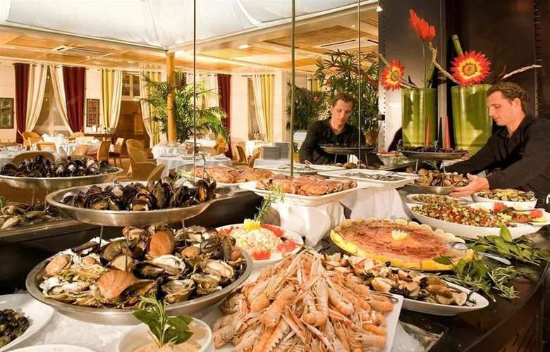 Mercure Montpellier Antigone - Restaurant - 65