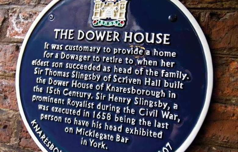Dower House & SPA - Hotel - 65