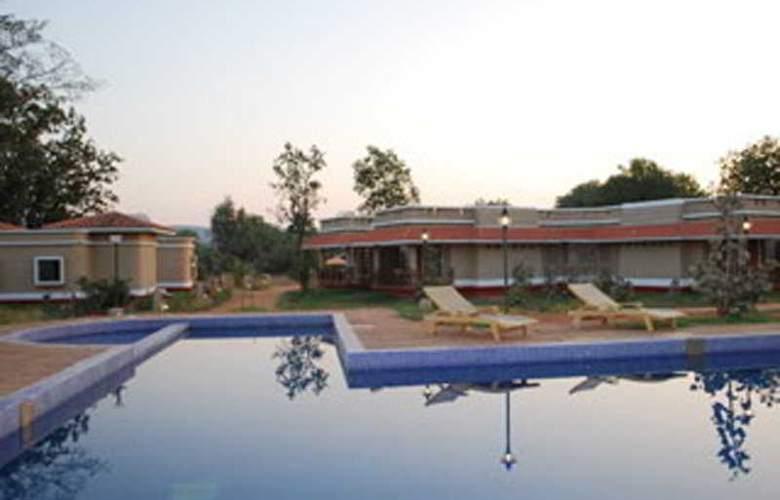 Bundela Tiger Retreat - Pool - 7