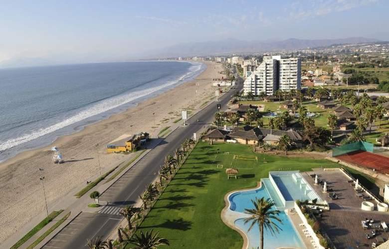 Enjoy Coquimbo Hotel de la Bahia - Beach - 20