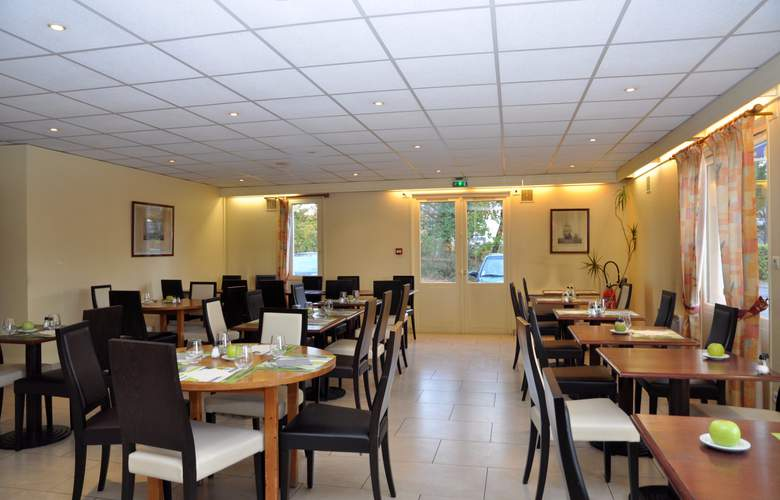 Kyriad Nantes Est - Carquefou - Restaurant - 5