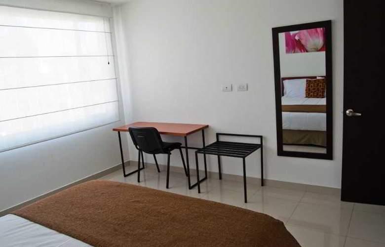 Apartahotel 122 Plaza - Room - 12
