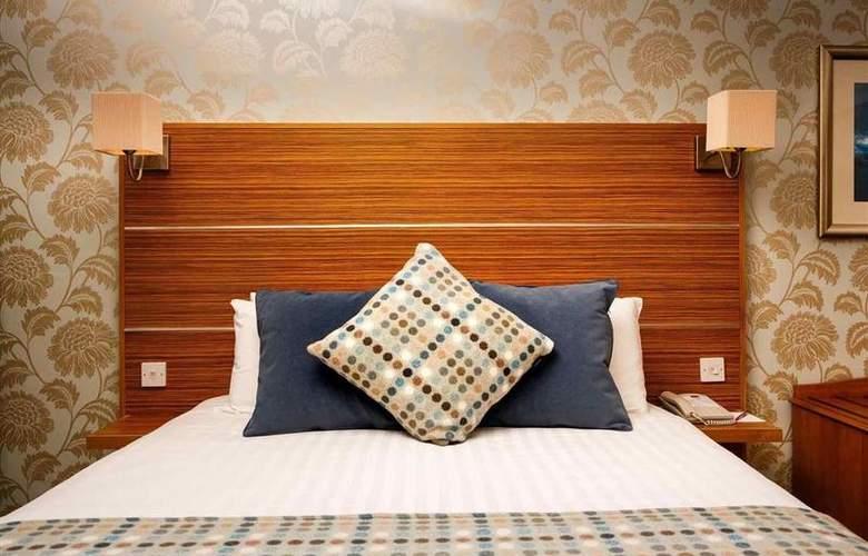 Ramada Jarvis Leicester - Room - 26