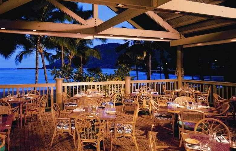 Kauai Marriott Resort on Kalapaki Beach - Restaurant - 3