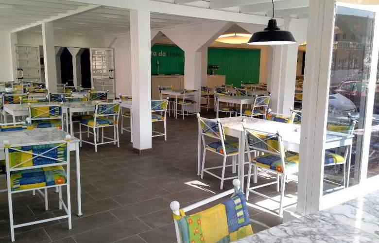 Tahona Garden - Restaurant - 9