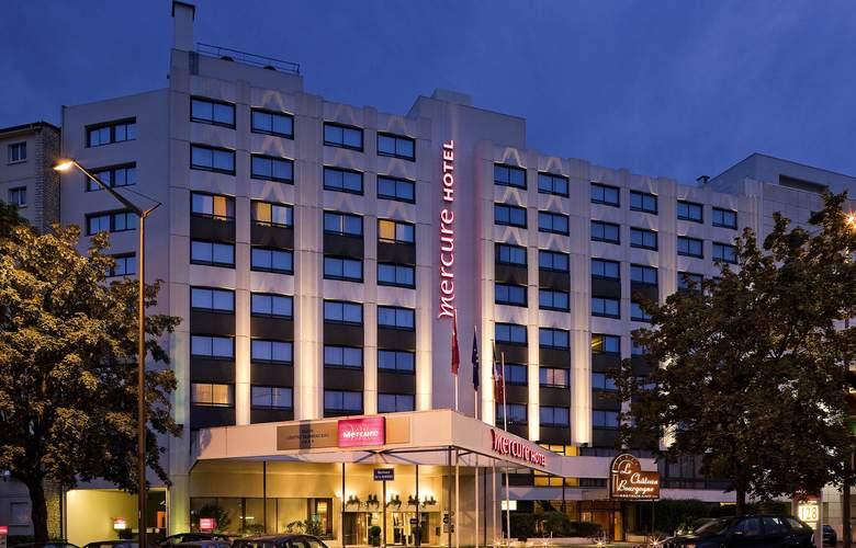Mercure Dijon Centre Clémenceau - Hotel - 0