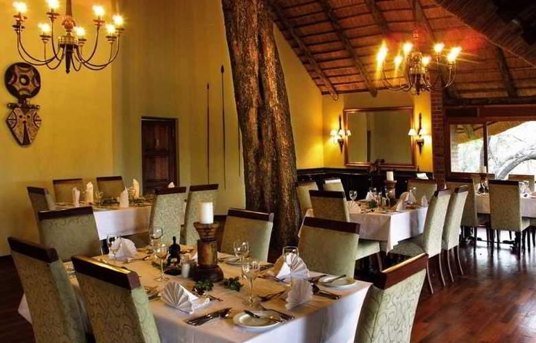 Imbali Safari Lodge - Restaurant - 1
