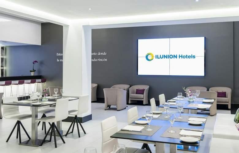 Ilunion Suites Madrid - Restaurant - 12