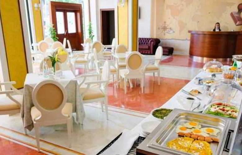 Sar'Otel Hotel & SPA - Restaurant - 5
