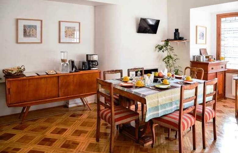 Don Santiago Providencia - Restaurant - 2