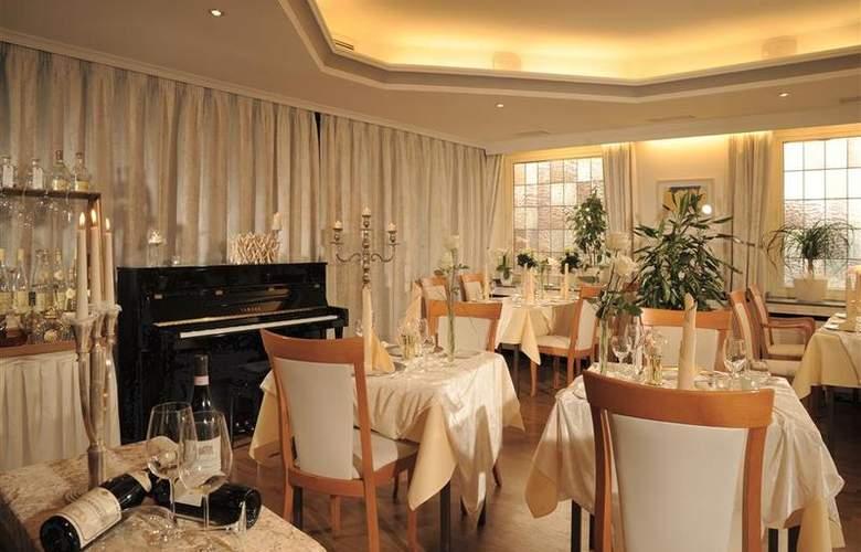 Best Western Parkhotel Oberhausen - Restaurant - 88