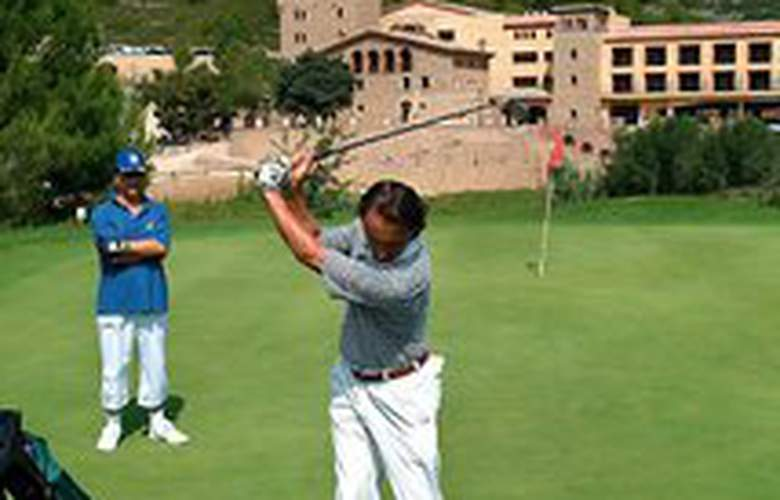 La Figuerola Hotel Golf & SPA - Sport - 11
