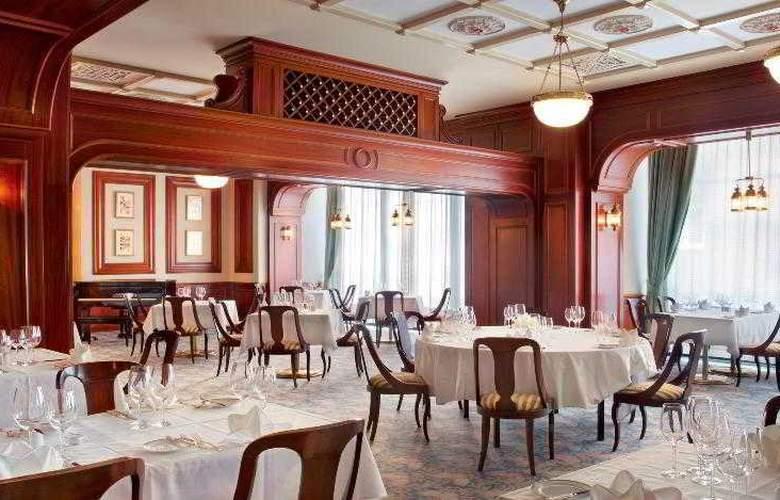 Sheraton Zagreb - Restaurant - 56