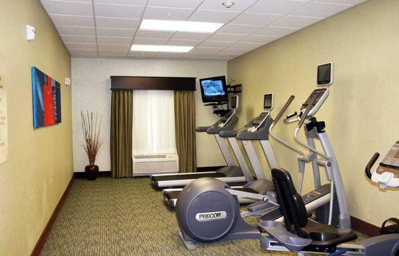 Hampton Inn & Suites Roseville - Sport - 7