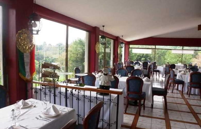 Mision Los Cocuyos - Restaurant - 4