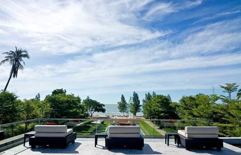 So Sofitel Hua Hin - Terrace - 11