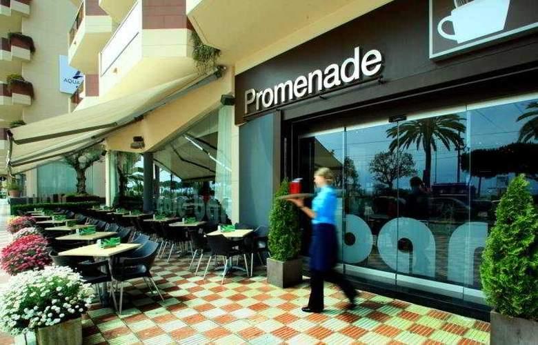 Aqua Hotel Promenade - Terrace - 8
