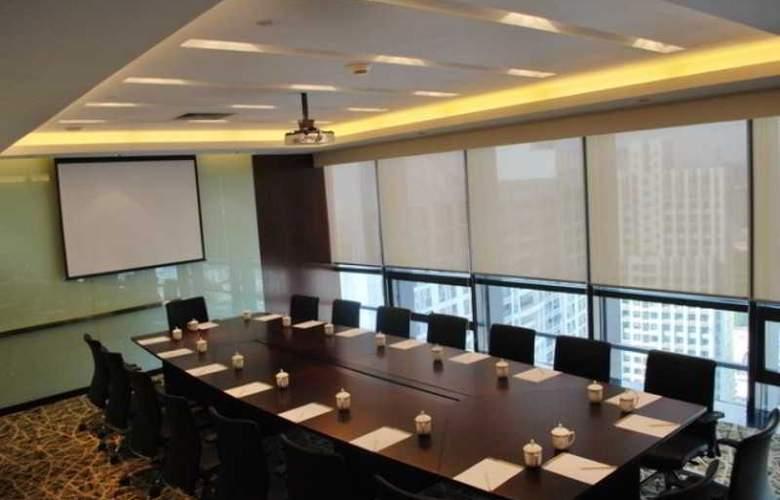 Huaqiang Plaza Hotel Shenzhen - Conference - 15