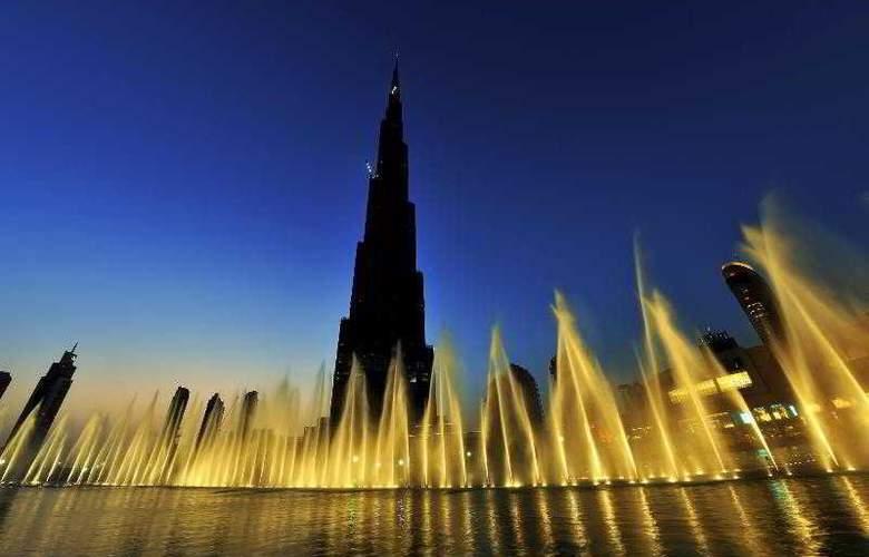Four Points by Sheraton Sheikh Zayed Road - Hotel - 15