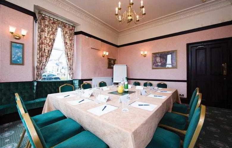 BEST WESTERN Braid Hills Hotel - Hotel - 128
