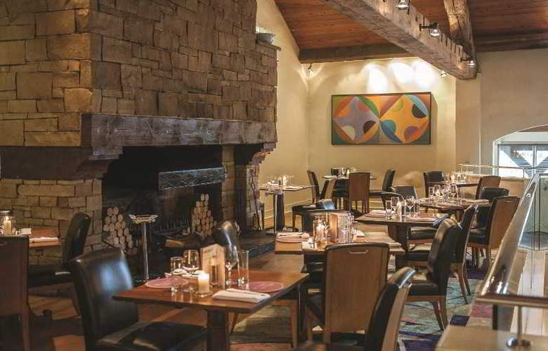 Aztec Hotel And Spa - Restaurant - 41
