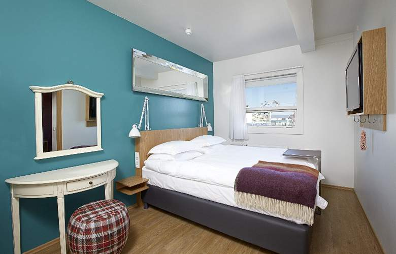 Icelandair Hotel Reykjavik Marina - Room - 10