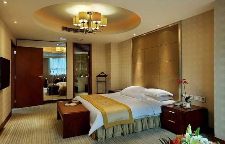 ZTL Hotel Shenzhen - Room - 6