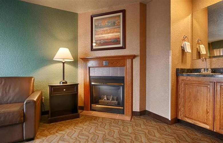 Best Western Plus Bayshore Inn - Room - 25
