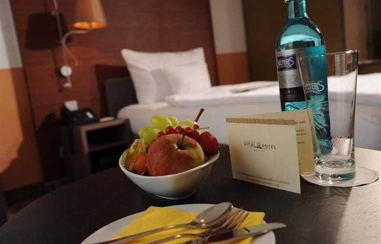 Best Western Premier Vital Hotel Bad Sachsa - Hotel - 17