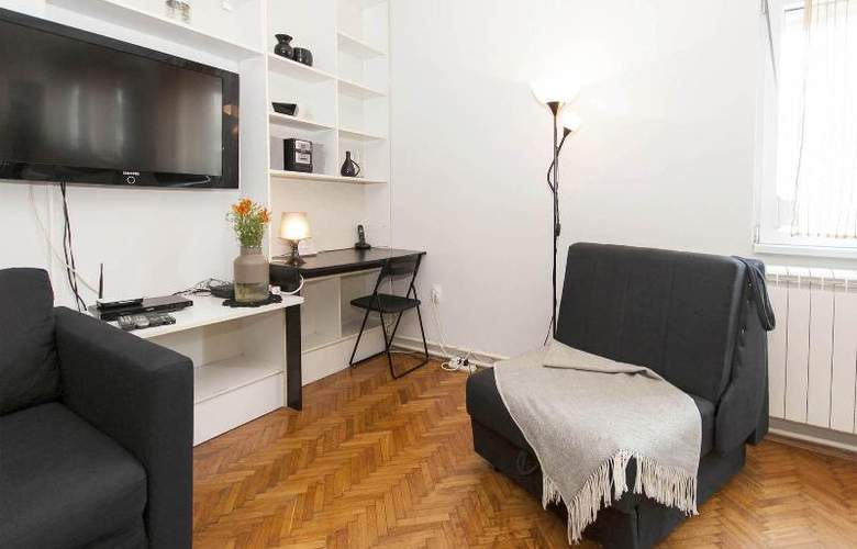 One Bedroom Apartment Hip & Spacious - Hotel - 1