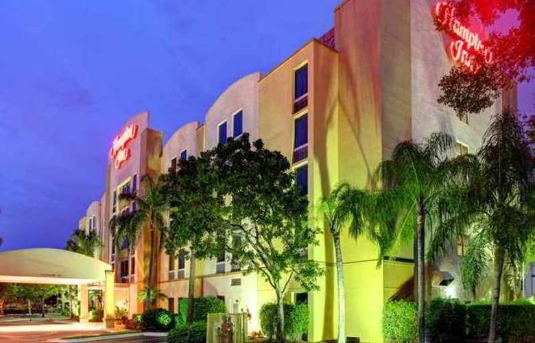 Hampton Inn Ft. Lauderdale West Pembroke Pines - Hotel - 0