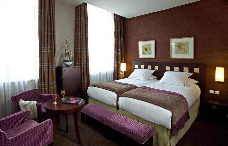 Best Western Hotel Crystal - Hotel - 17