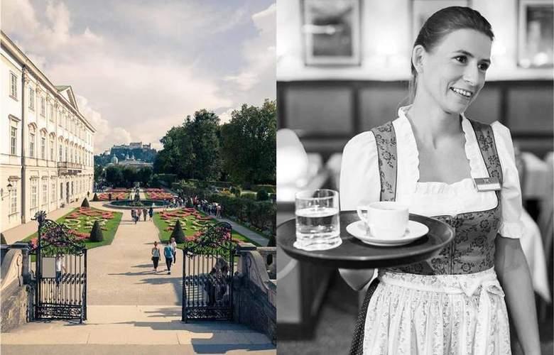 Mercure Salzburg City - Hotel - 14