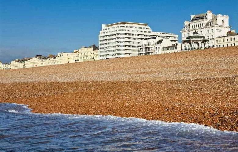 Mercure Brighton Seafront - Hotel - 14
