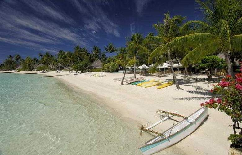 Intercontinental Bora Bora Le Moana Resort - Beach - 8